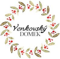 Venkovský domek Logo